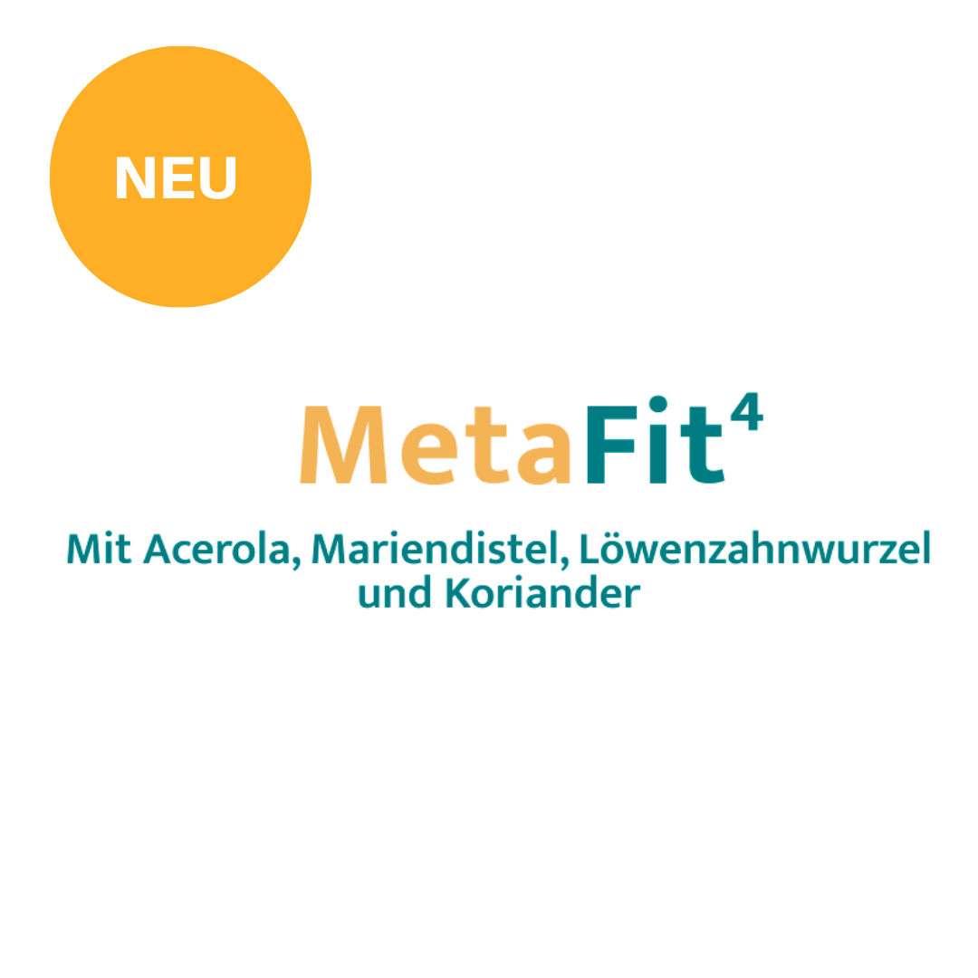 HistaFit MetaFit-4 Nahrungsergänzungsmittel_Neu